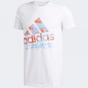 Футболка adidas Not Same Logo Tee