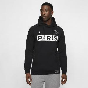 Мужская флисовая худи Jordan Paris Saint-Germain BQ8350-010
