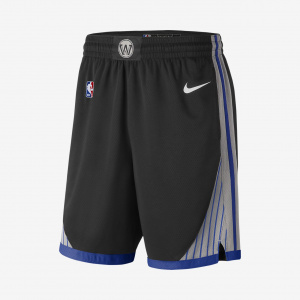 Мужские шорты Nike НБА Swingman Warriors City Edition BV5869-010