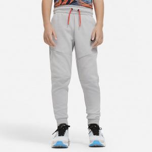 Брюки для мальчиков школьного возраста Nike Sportswear Tech Fleece - Серый