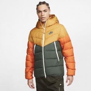 Пуховик с капюшоном Nike Sportswear Windrunner Down Fill