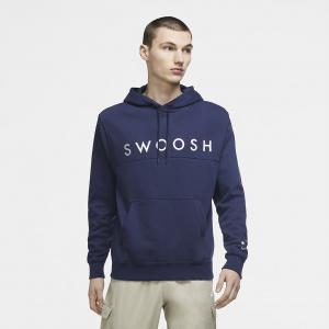 Мужская худи Nike Sportswear Swoosh - Синий