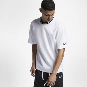 Мужская баскетбольная футболка с коротким рукавом Nike Dri-FIT AJ3538-100