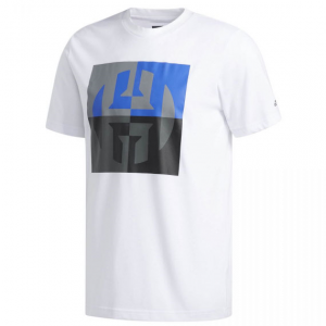 Мужская футболка adidas Big Harden Logo T-Shirt DN3091