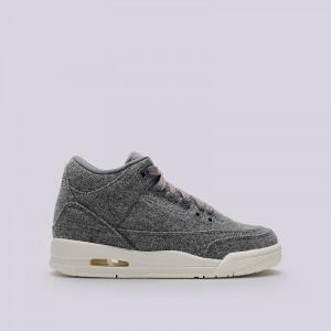 Кроссовки Jordan III Retro Wool BG
