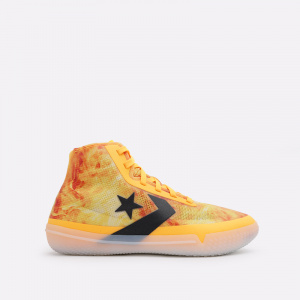 "Баскетбольные кроссовки Converse All Star Pro BB ""Flames"" Limited Edition"