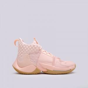 Мужские баскетбольные кроссовки Jordan Why Not? Zer0.2 AO6219-600