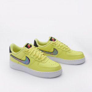 Мужские кроссовки Nike Air Force 1`07 LV8 3 Swappable Swoosh CI0064-700