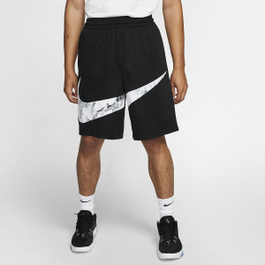 Мужские баскетбольные шорты Nike Dri-FIT Big Swoosh BV9227-010