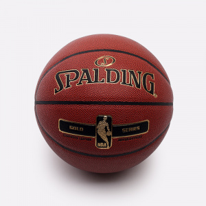 Баскетбольный мяч Spalding NBA Gold Series 76-014