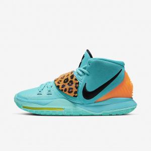"""Баскетбольные кроссовки Nike Kyrie 6 """"Oracle Aqua"""""""