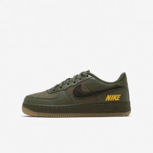 Утепленные кроссовки для школьников Nike Air Force 1 LV8 5 CQ4215-200