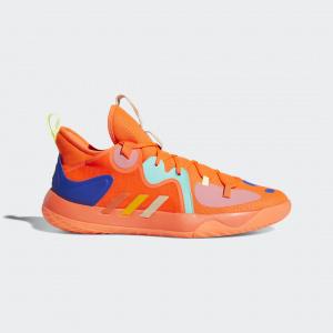 """Баскетбольные кроссовки adidas Harden Stepback 2 """"Solar Red"""""""