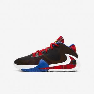 Баскетбольные кроссовки для школьников Nike Freak 1 AS CU1487-001
