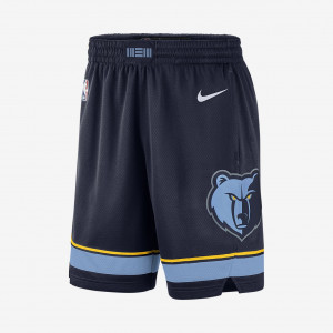 Мужские шорты Nike НБА Memphis Grizzlies Icon Edition Swingman AH3874-419