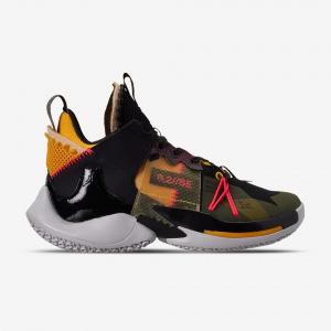 Мужские баскетбольные кроссовки Jordan Why Not? Zer0.2 SE AQ3562-002