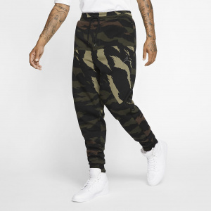 Брюки спортивные Jordan M J JUMPMAN FLEECE CAMO PANT