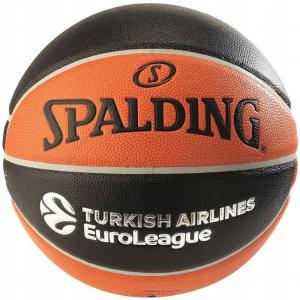 Баскетбольный мяч Spalding TF-1000 Legacy Euroleague Official 84-004Z