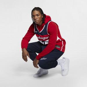 Мужская джерси Nike НБА John Wall Icon Edition Swingman (Washington Wizards) с технологией NikeConnect 864515-657