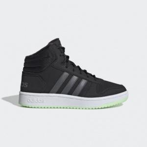 Детские баскетбольные кроссовки adidas Hoops 2.0 Mid EE6704