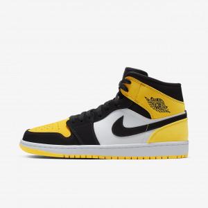 Мужские кроссовки Air Jordan 1 Mid SE 852542-071