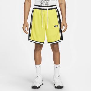 Мужские баскетбольные шорты Nike Dri-FIT DNA+ - Желтый
