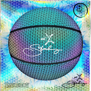 Баскетбольный мяч Starbury SmileBoy Basketball ST-GLOW