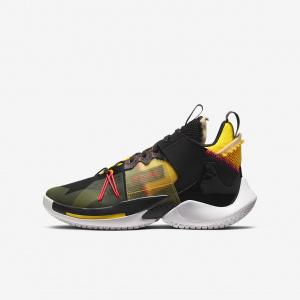 Детские баскетбольные кроссовки Jordan Why Not? Zer0.2 SE CK0494-002