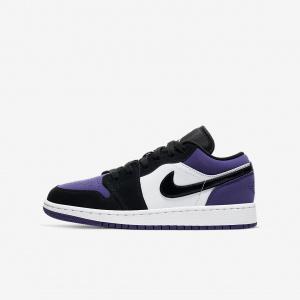 Кроссовки для школьников Air Jordan 1 Low 553560-125
