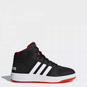 Баскетбольные кроссовки Hoops 2.0 Mid adidas Performance