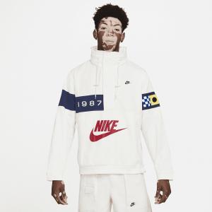 Мужская ветровка из тканого материала Nike Sportswear Reissue - Серый