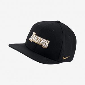 Бейсболка с застежкой Nike Pro НБА Lakers City Edition CK1830-010