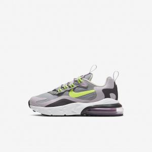 Кроссовки для дошкольников Nike Air Max 270 RT - Серый