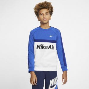 Свитшот для мальчиков школьного возраста Nike Air CJ7850-480