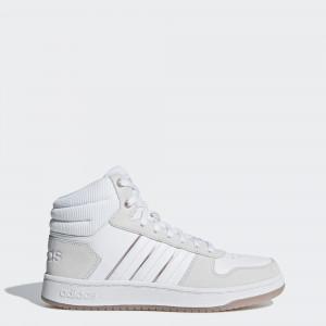 Женские баскетбольные кроссовки adidas Hoops 2.0 Mid B42109