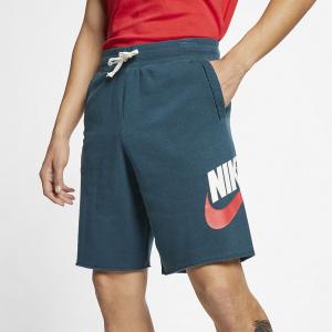 Мужские шорты из ткани френч терри Nike Sportswear Alumni - Синий