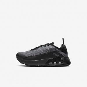 Кроссовки для дошкольников Nike Air Max 2090 - Черный