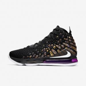 Мужские баскетбольные кроссовки Nike LeBron 17 BQ3177-004