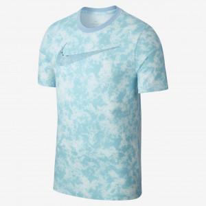Мужская баскетбольная футболка с принтом Nike Dri-FIT CD0923-100