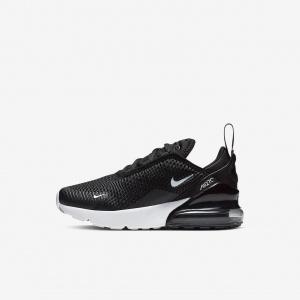 Кроссовки для дошкольников Nike Air Max 270 - Черный
