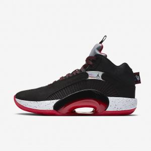 Баскетбольные кроссовки Air Jordan XXXV - Черный
