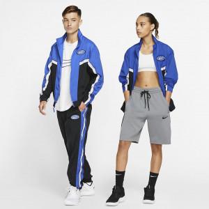 Мужская баскетбольная куртка Nike Throwback AV9755-480