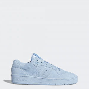 Мужские кроссовки adidas Rivalry Low Suede Leather EE7063