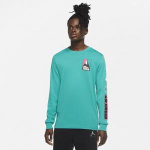 Мужская футболка с длинным рукавом Jordan Winter Utility