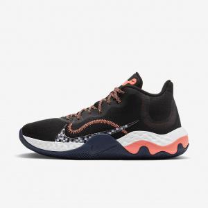 Баскетбольные кроссовки Nike Renew Elevate - Черный