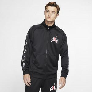 Мужская куртка для разминки из ткани трико Jordan Jumpman Classics