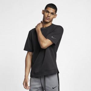 Мужская баскетбольная футболка с коротким рукавом Nike Dri-FIT AJ3538-010