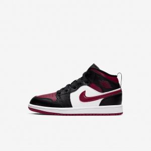 Кроссовки для дошкольников Air Jordan 1 Mid 640734-066