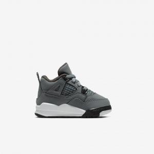 Кроссовки для малышей Jordan 4 Retro BQ7670-007