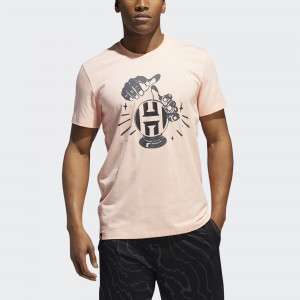 Футболка adidas Harden Swagger Verb Graphic Tee